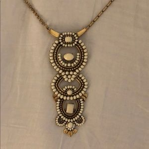 Stella and Dot Adjustable Tribal Necklace
